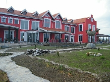 Rural accommodation at  Pensiunea Funpark
