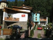 Rural accommodation at  Pensiunea Olt