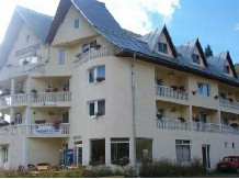Rural accommodation at  Complex turistic Vank