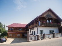 Rural accommodation at  Pensiunea Bontos