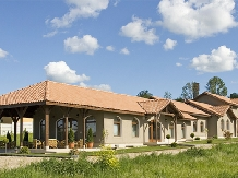 Rural accommodation at  Pensiunea Bliss