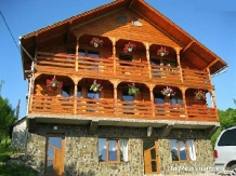 Rural accommodation at  Pensiunea in deal la Ancuta