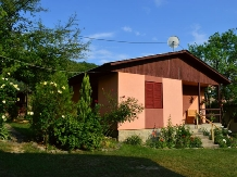 Rural accommodation at  Cabanele Valea Ponicovei
