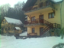 Rural accommodation at  Pensiunea Gyorgy