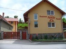 Pensiunea Family Praid - accommodation in  Harghita Covasna, Sovata - Praid (01)