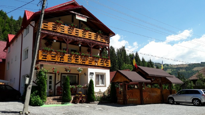 Pensiunea Valea Brazilor - accommodation in  Apuseni Mountains, Motilor Country, Arieseni (01)