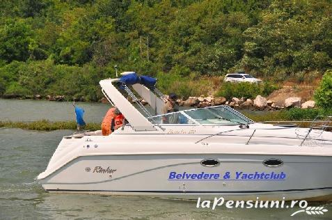Pensiunea Belvedere Yacht Club Berzasca - accommodation in  Danube Boilers and Gorge, Clisura Dunarii (Surrounding)