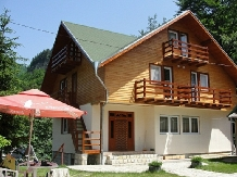 Rural accommodation at  Pensiunea Madona