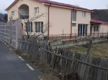 Rural accommodation at  Pensiunea Eva