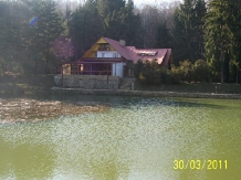 Rural accommodation at  Pensiunea Poiana Iasi-Hirlau