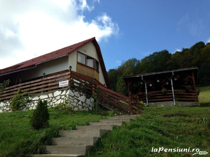 Casa Motilor - accommodation in  Apuseni Mountains (01)