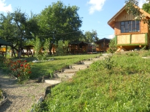 Rural accommodation at  Casa Trudy-Camping Caprioara