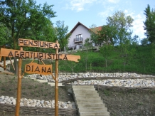Rural accommodation at  Pensiunea agroturistica Diana