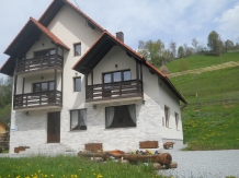 Rural accommodation at  Pensiunea Poienita