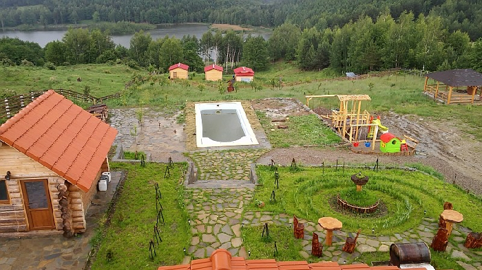 Pensiunea Lacul Zanelor - accommodation in  Buzau Valley (02)
