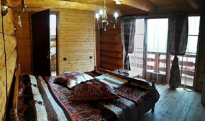 Pensiunea Lacul Zanelor - accommodation in  Buzau Valley (211)