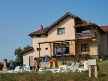 Rural accommodation at  Pensiunea Iulia