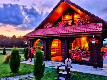 Rural accommodation at  La Casute Bran