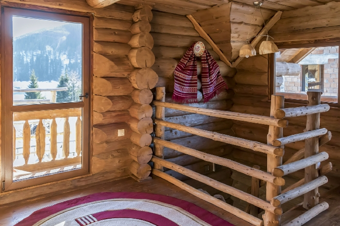 Cabana Strabunilor - accommodation in  Apuseni Mountains, Belis (14)