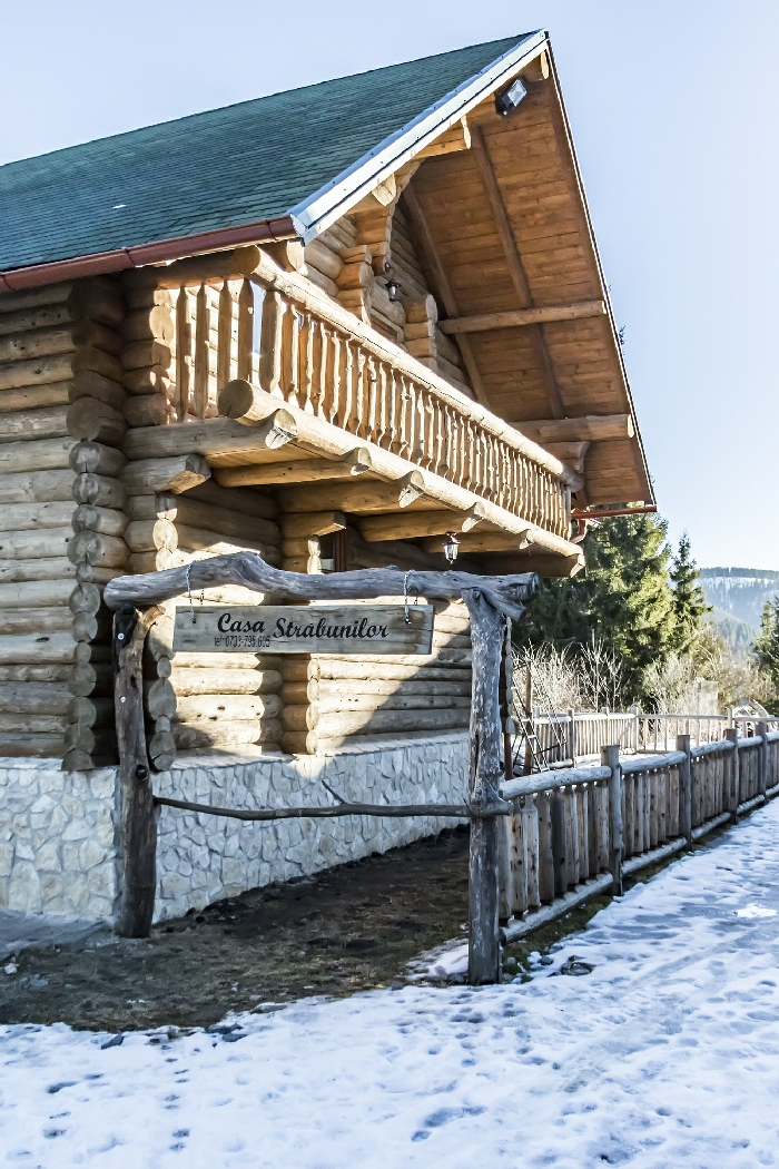 Cabana Strabunilor - accommodation in  Apuseni Mountains, Belis (15)