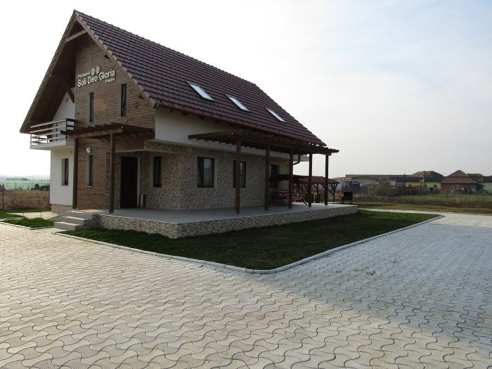 Soli Deo Gloria - accommodation in  Transylvania (10)