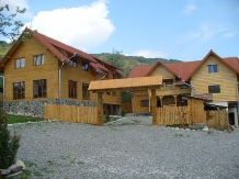 Rural accommodation at  Pensiunea Codru