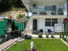 Rural accommodation at  Pensiunea Evica