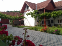 Rural accommodation at  Pensiunea Flori Sibiel