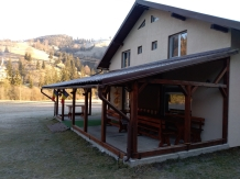 Rural accommodation at  Cabana Georgiana