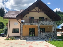 Rural accommodation at  Pensiunea Bucur