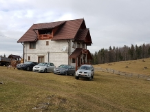 Cabana Poiana Dealul Frumos - accommodation in  Apuseni Mountains, Motilor Country, Arieseni (01)