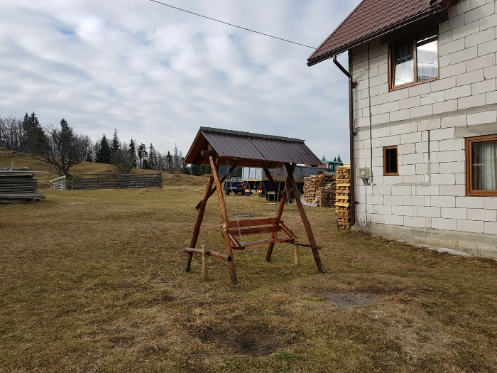Cabana Poiana Dealul Frumos - accommodation in  Apuseni Mountains, Motilor Country, Arieseni (02)