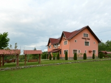Rural accommodation at  Pensiunea Denisa