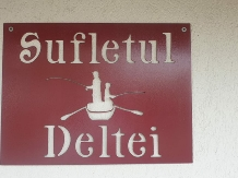 Rural accommodation at  Sufletul Deltei